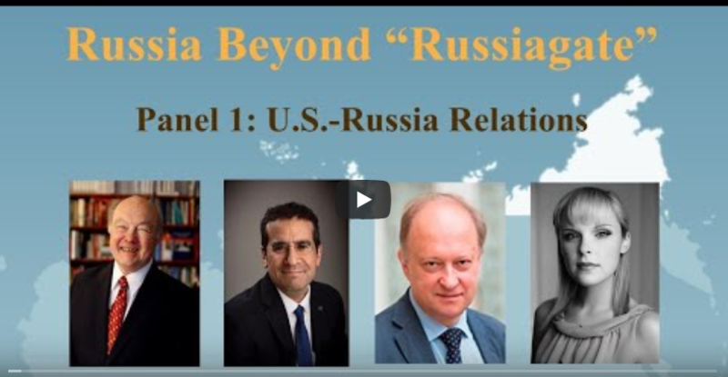 Russia beyond Russiagate